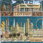 Emma Bridgewater London At Night Lunch Napkins